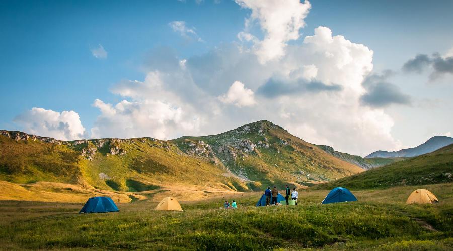Лагонакское нагорье и Фишт-Оштенский горный массив, Адыгея