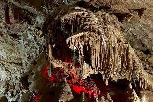 Новоафонская пещера, Новый Афон, Абхазия ©Фото со страницы в инстаграме www.instagram.com/sa_dyachenko/