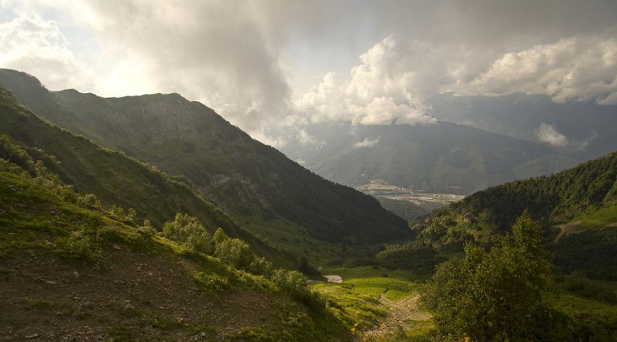 Экомаршрут «Альпийские луга»