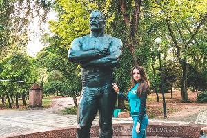 Парк имени Ивана Поддубного ©Фото со страницы в инстаграме, www.instagram.com/moroz_life_/