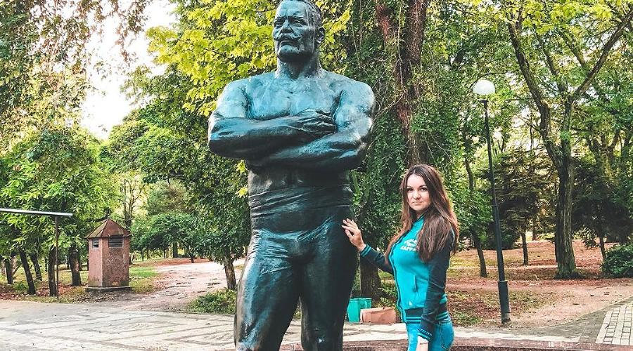 Парк имени Ивана Поддубного