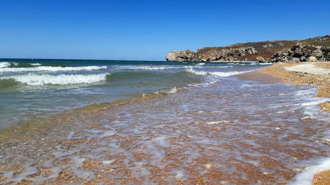 Генеральский пляж