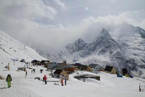 Горнолыжный курорт Чиндирчеро ©Фото с сайта ski2.ru