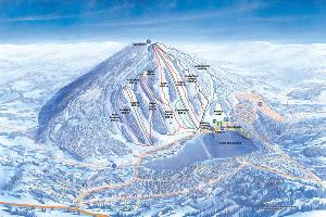 Схема горнолыжных трасс ©Фото с сайта riavesti.com