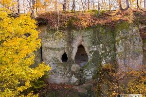 Горячий Ключ, Богатырские пещеры ©Фото Алексея Куриленко