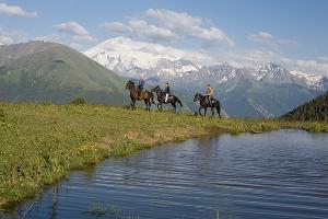 Эльбрус, Кабардино-Балкария ©Фото пользователя M. Tekin KO?KAR с сайта pixabay.com
