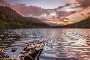 Озеро Кардывач ©Фото со страницы в инстаграме, www.instagram.com/sergy_shaby/