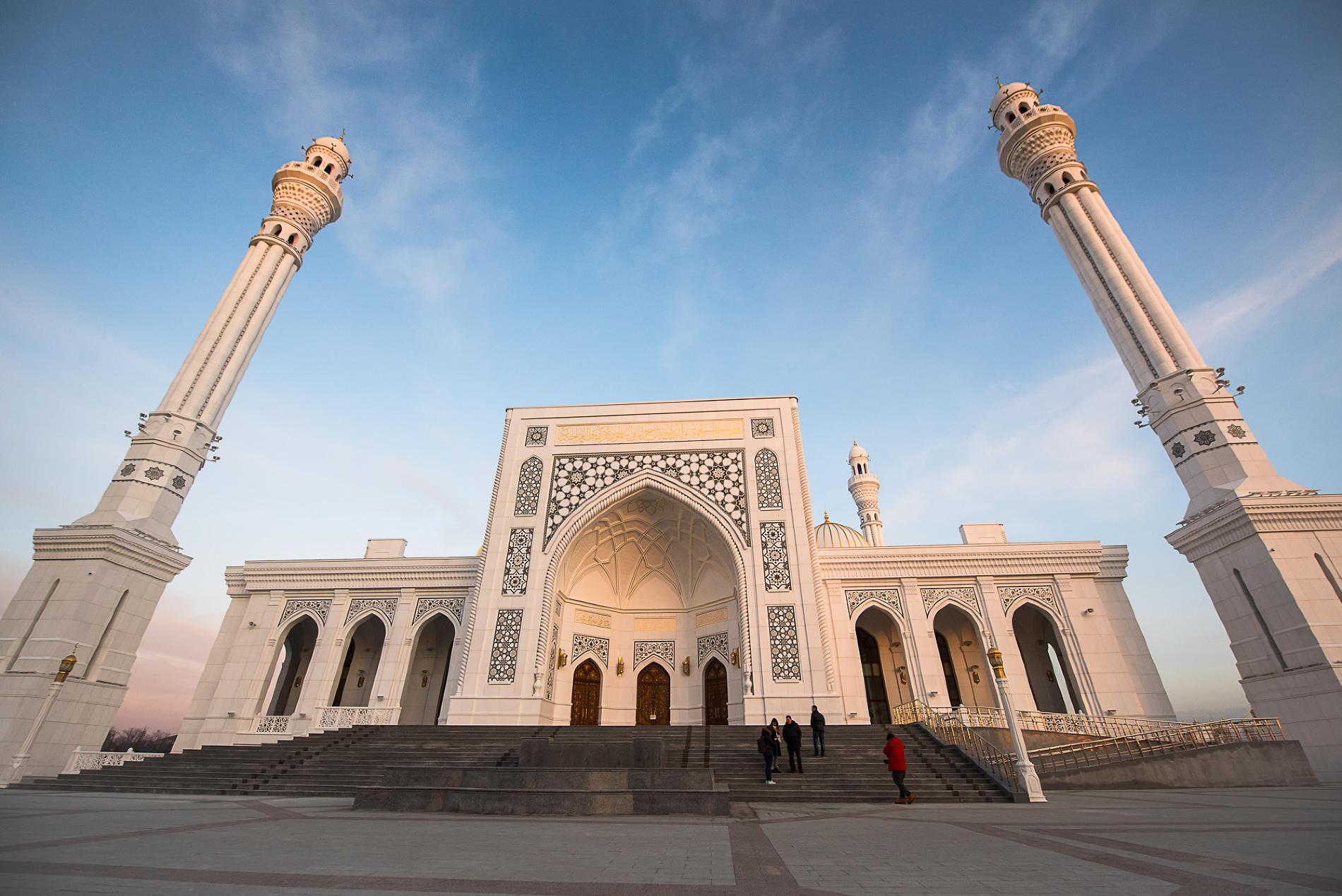 Мечеть «Гордость мусульман», Шали, Чечня