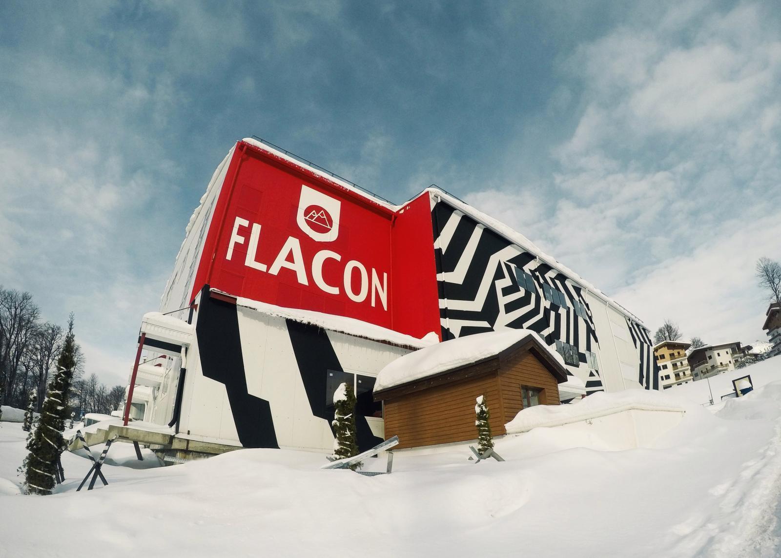 Арт-резиденция Flacon1170