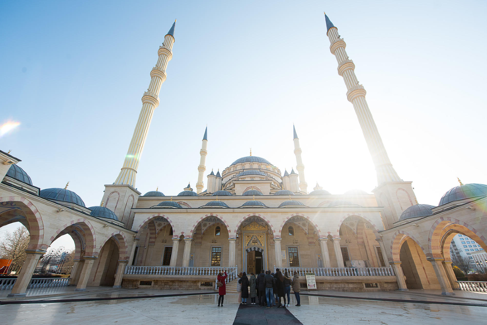 Мечеть «Сердце Чечни», Грозный, Чечня