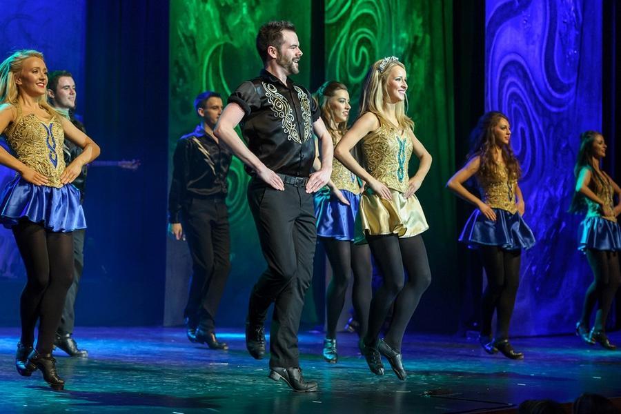 Ирландское танцевальное шоу Celtica