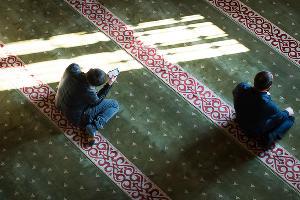 Мечеть «Сердце Чечни», Грозный, Чечня ©Фото Елены Синеок, Юга.ру