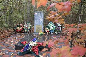 Братская могила ©Фото Заиры Залексон, Юга.ру