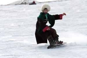 Горнолыжный курорт Чиндирчеро ©Фото с сайта turizm.sputnik.ru