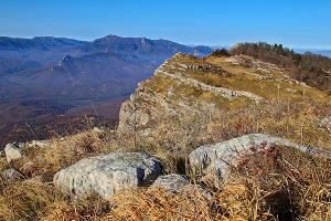 Плато Черногор ©Фото Заиры Гамидовой, Юга.ру