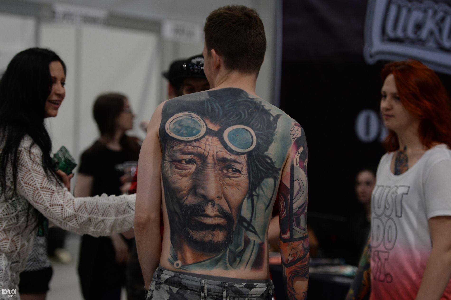 Krasnodar Tattoo Festival 2016
