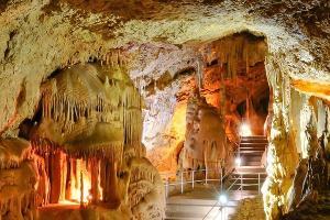 Мраморная пещера ©Фото со страницы в инстаграм www.instagram.com/mytripanna