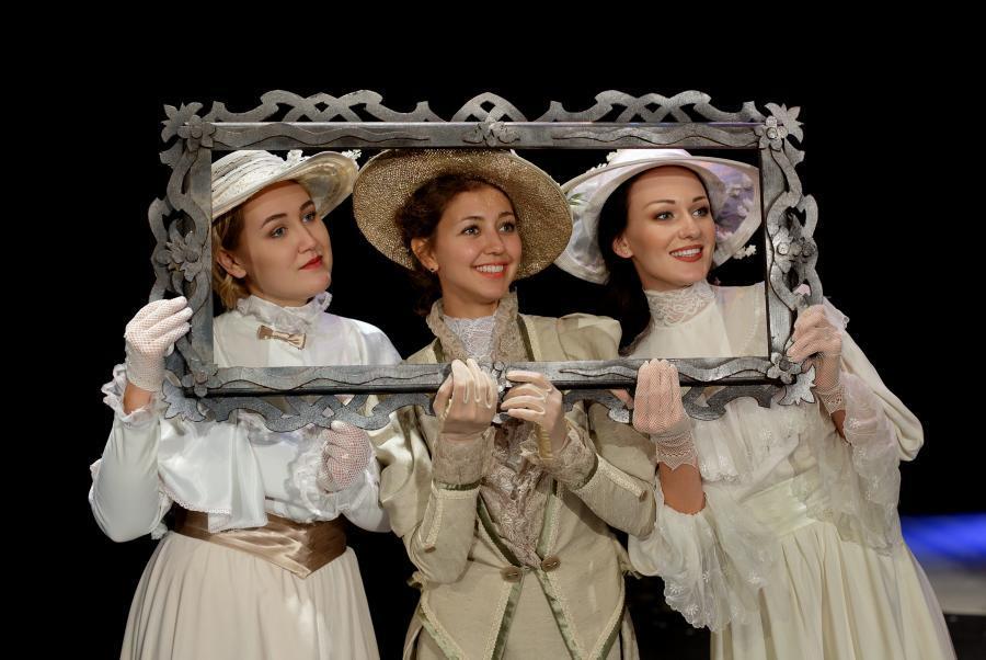 Спектакль «Три сестры. Возвращение»