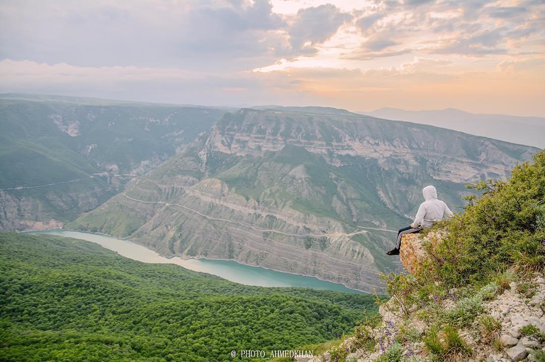 Окрестности селения Хлют, Южный Дагестан