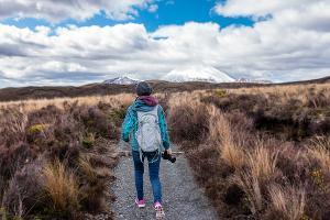 Пеший туризм ©Фото с сайта pixabay.com автор Free-Photos