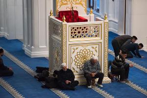 Мечеть «Гордость мусульман», Шали, Чечня ©Фото Елены Синеок, Юга.ру