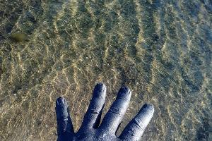 Ханское озеро ©Фото со страницы в инстаграме, www.instagram.com/moroz_life_/