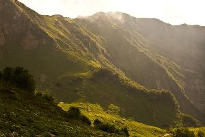 Экомаршрут «Альпийские луга» ©Фото с сайта gorkygorod.ru