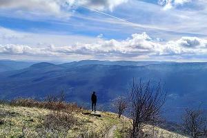 Гора Собер-Баш ©Фото со страницы в инстаграме, www.instagram.com/di_kaliostro