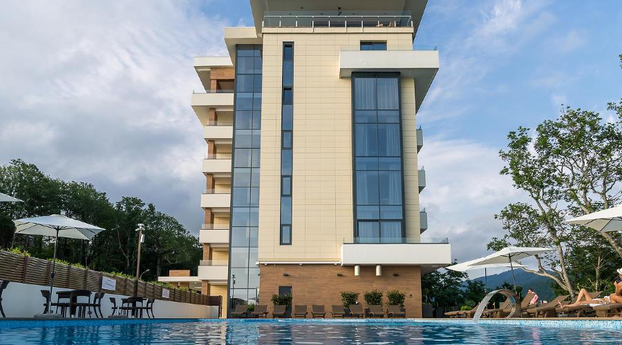 Курортный отель HELIOPARK Nebug