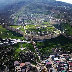 Город Дербент