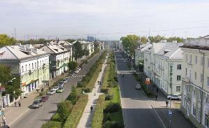 Город Каспийск