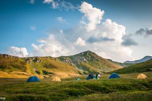 Лагонакское нагорье и Фишт-Оштенский горный массив, Адыгея ©Фото Елены Синеок, Юга.ру