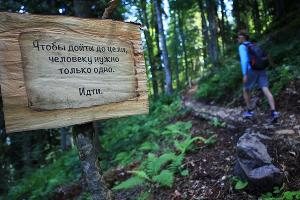 Экотропа «Реликтовый лес» ©Фото с сайта gorkygorod.ru