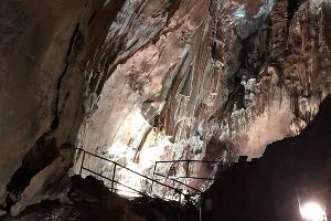 Скельская пещера ©Фото со страницы в инстаграм www.instagram.com/rulezzz_/