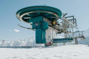 Горнолыжный курорт «Ведучи» ©Фото со страницы курорта во «ВКонтакте» vk.com/ski_veduchi