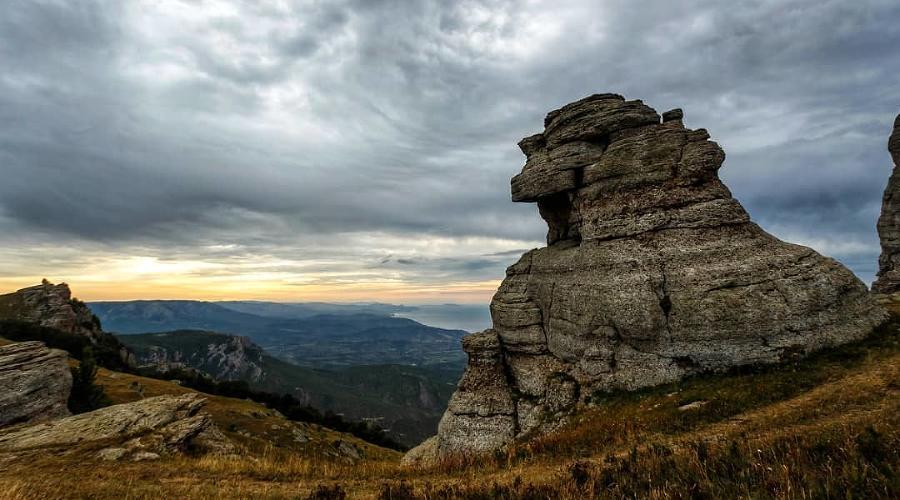 Джемерджи, Алушта, Крым