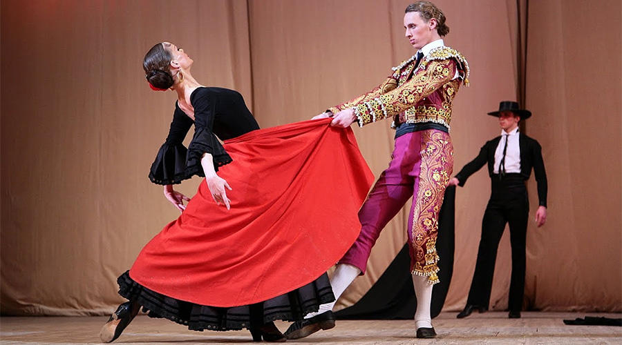 Одноактный балет «Испанская баллада»